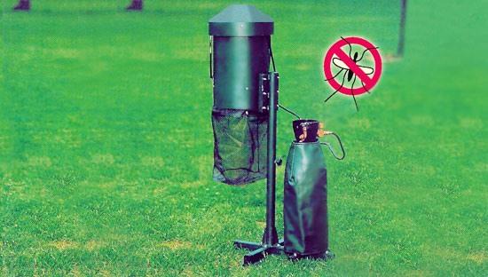 установка против комаров